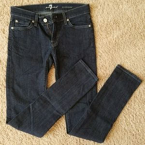 NWOT 7 For All Mankind 'Roxanne' jeans Size 28